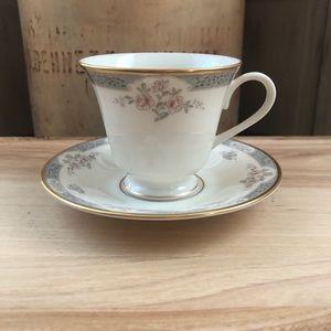 Lenox Teacup and Saucer set